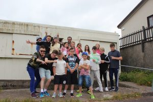 MusicGeneration Cork City's Urban Music Summer Camp 2016 with GMCBeats, Rory McGovern, Ophelia and Lloyd