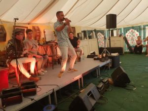 Garry McCarthy Performance at All Together Now Festival